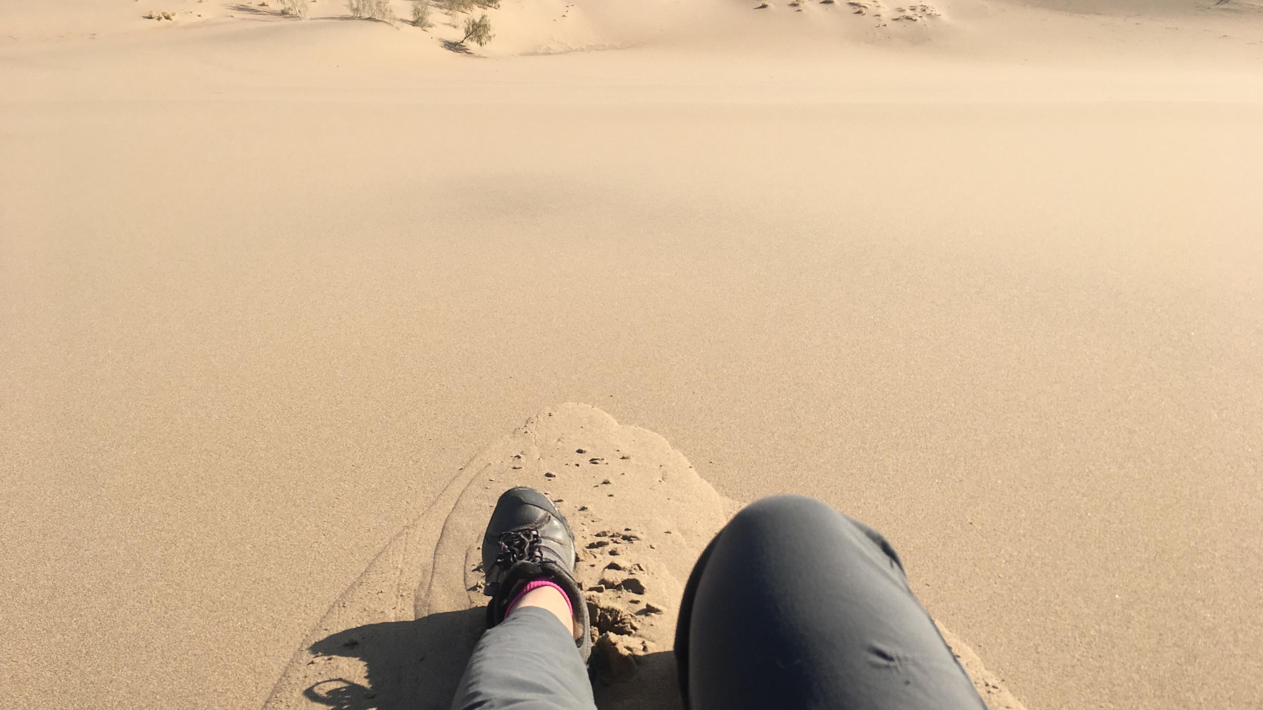 Singing Dune, Altyn Emel National Pa