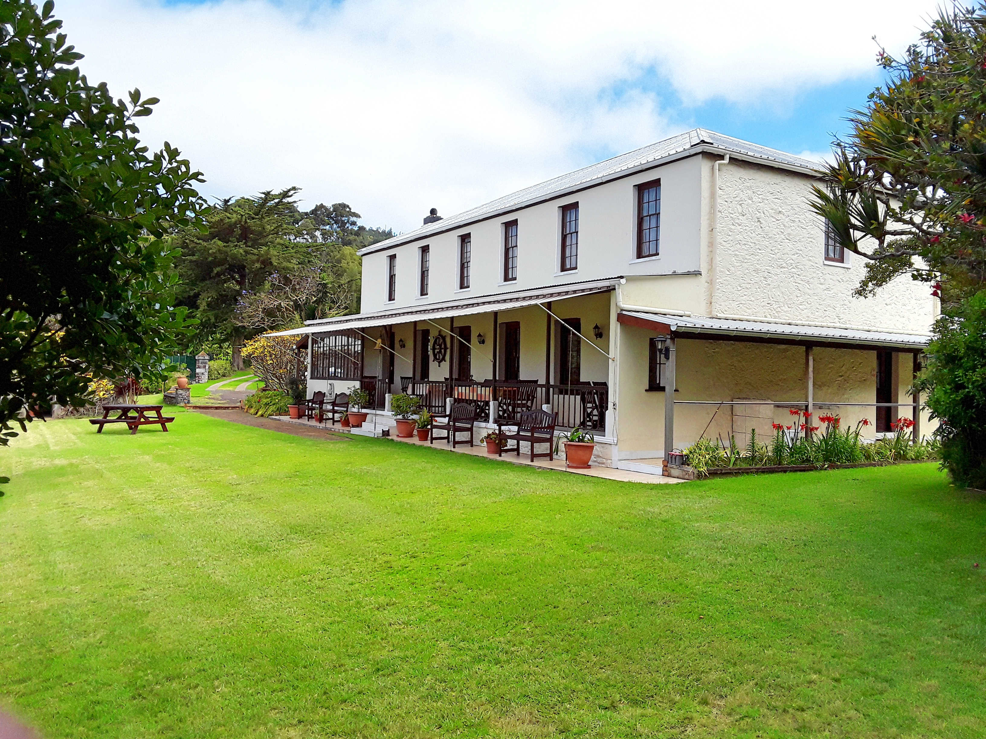Farm Lodge - Hotel St Helena