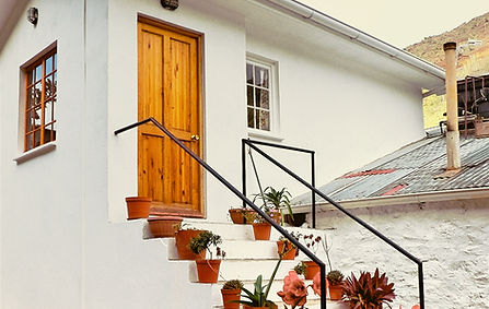 St Helena - Harris's Guest House