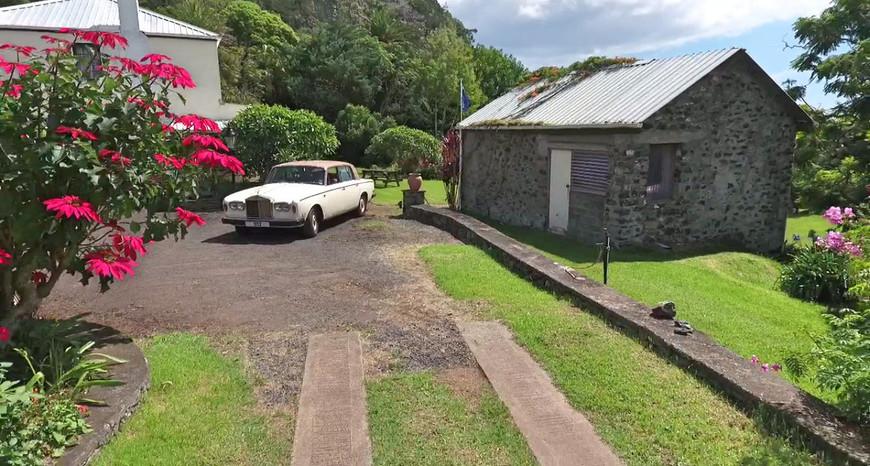 Farm Lodge Rolls Royce