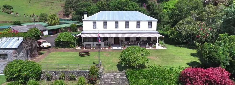 Farm Lodge Frontage