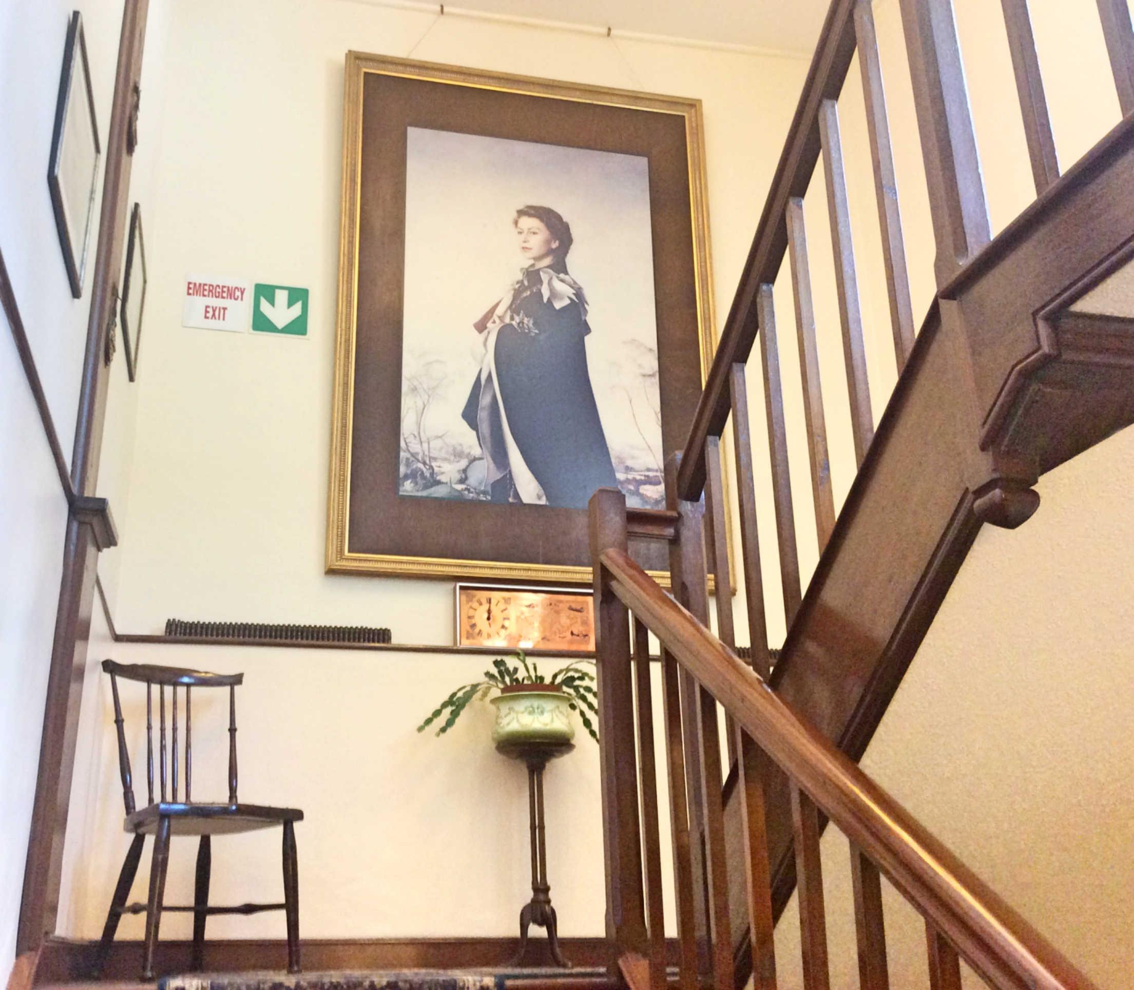 Farm Lodge - Stairs & Landing