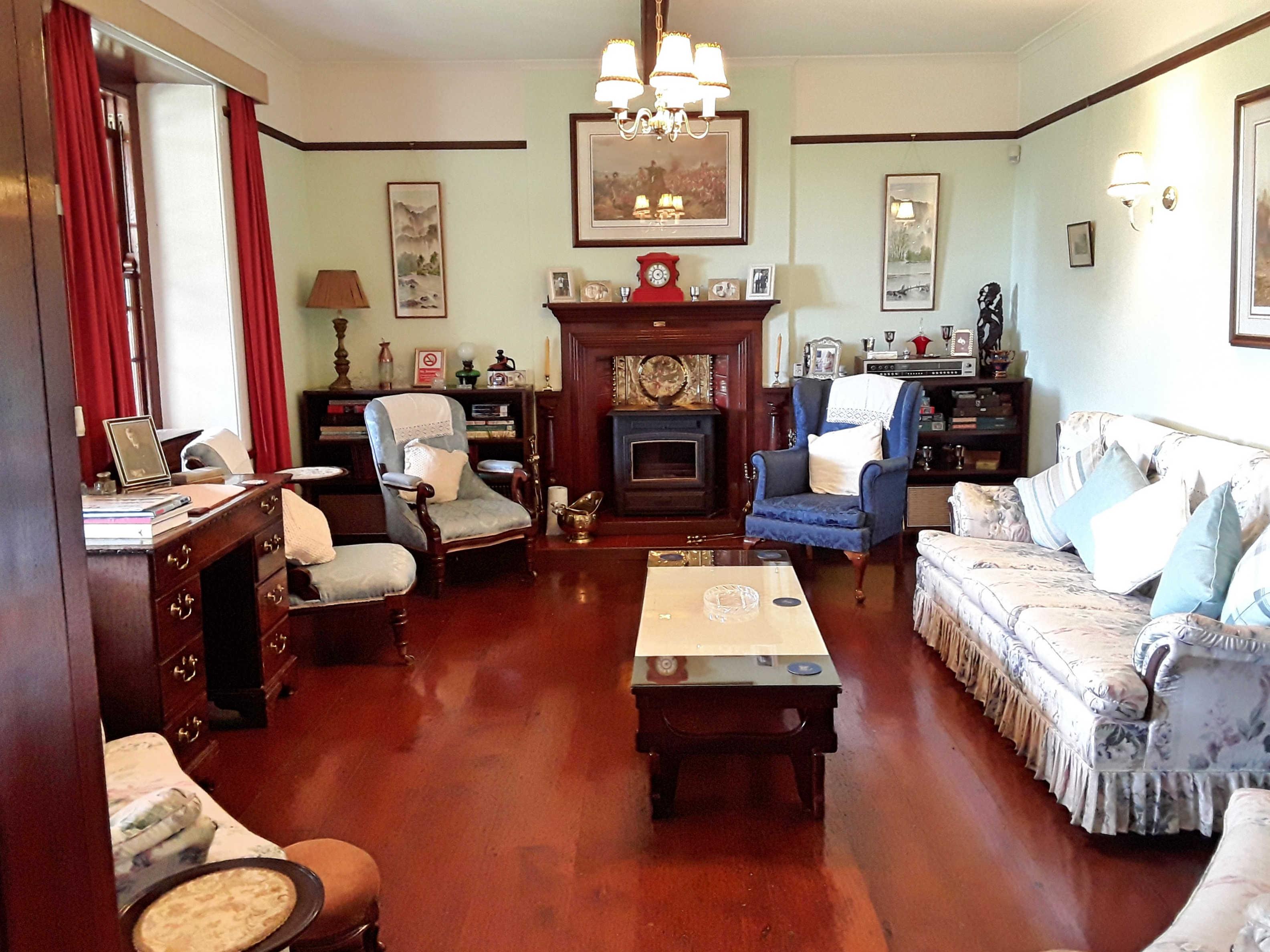 Farm Lodge - Lounge