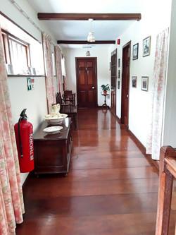 Farm Lodge - Upstairs Hallway