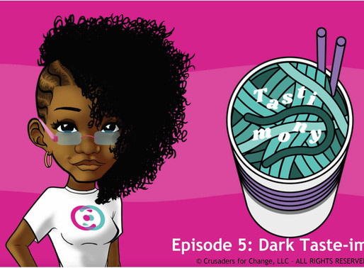 Video - Episode 5: Dark Taste-imony (Eggos & Ramen)