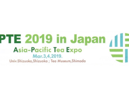 Asia-Pacific Tea Expo 2019