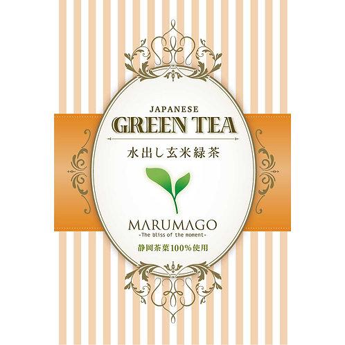 水出し玄米緑茶(ティーパック)