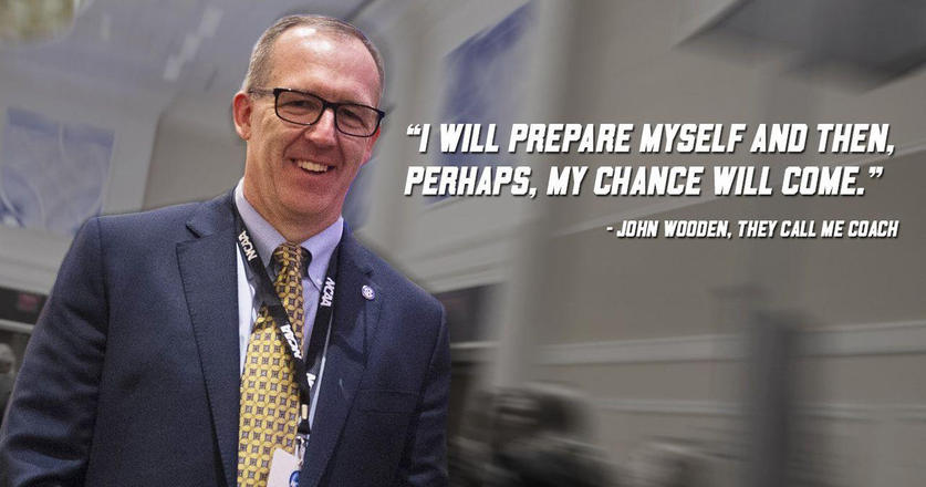 How Greg Sankey earned one of the most powerful jobs in college sports