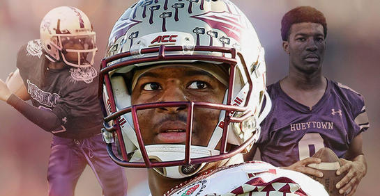 Jameis Winston's roots helped shape him for the storms