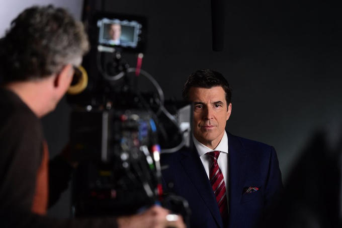 Rece Davis: The new face of college football