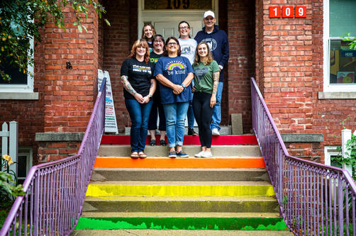 LGBTQ center continues to build on safe space created by youth 20 years ago
