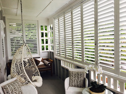 outdoor shutters white bifold closed 2