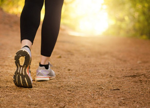 Determined Strides: Getting your Run Going Again