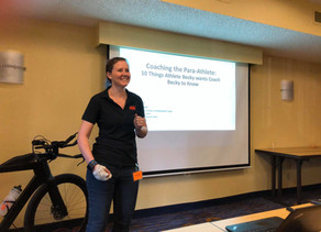 Public Speaking and Triathlon: More Alike Than Different!