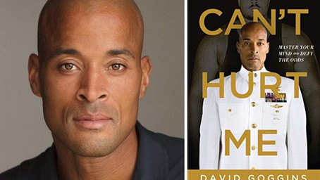Book Review: 'Can't Hurt Me' by David Goggins