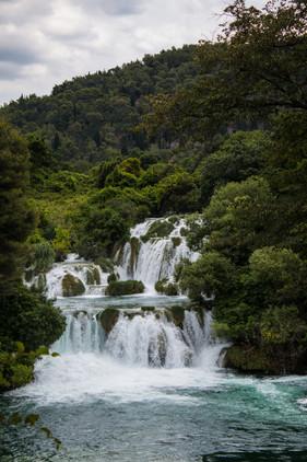 Waterfall (Krka National Park)