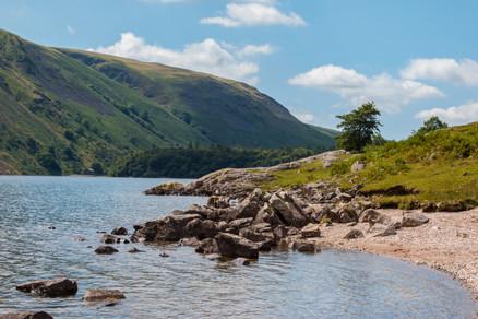 Wastwater Lake - Lake District