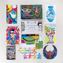 Lots of Lovely Art