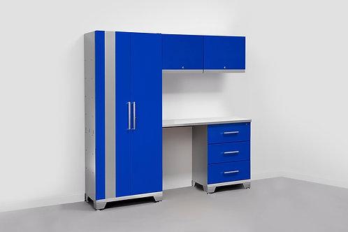 NewAge -  5 Piece Cabinet Set