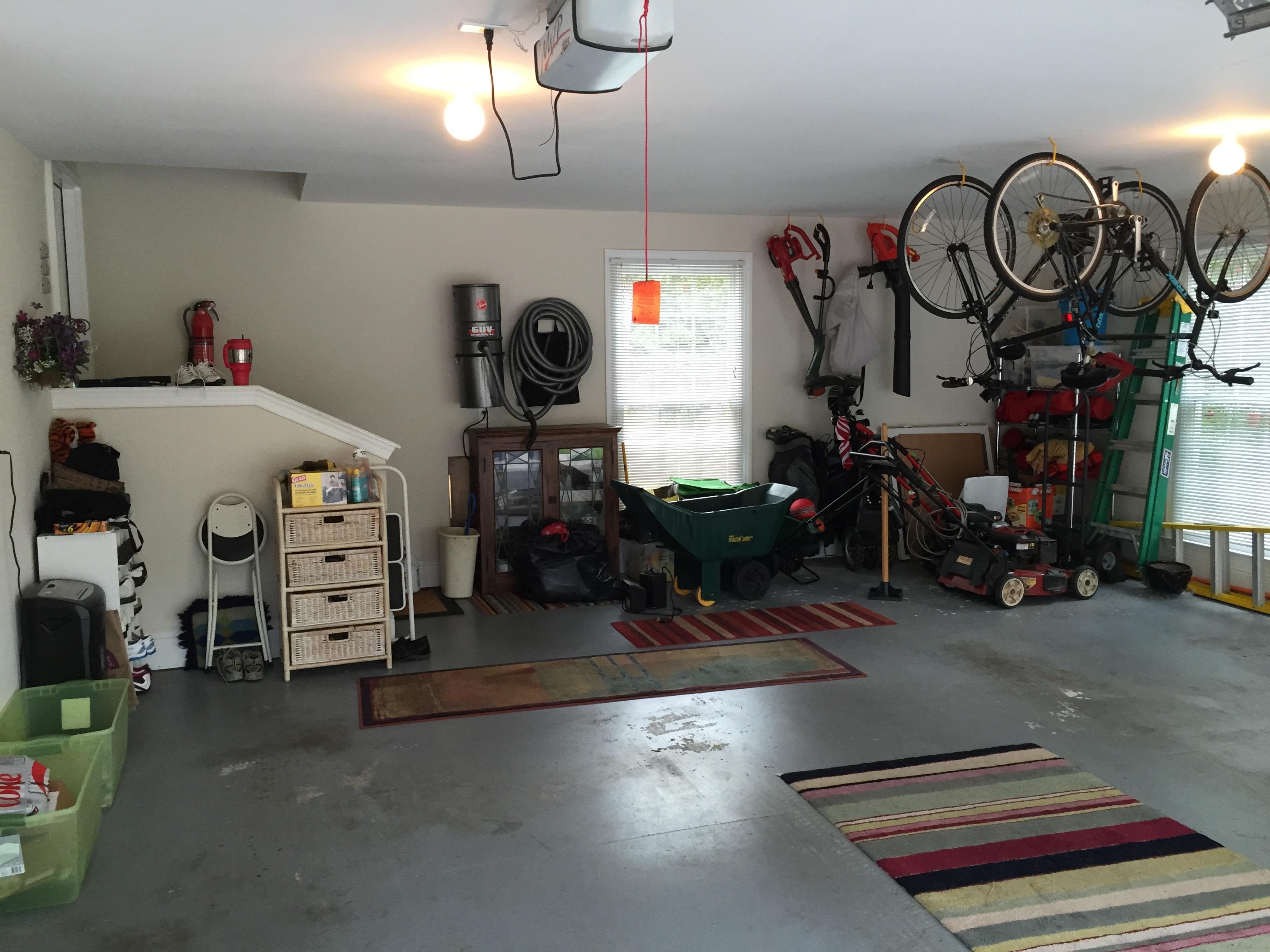 Landings Garage Makeover - Before 2