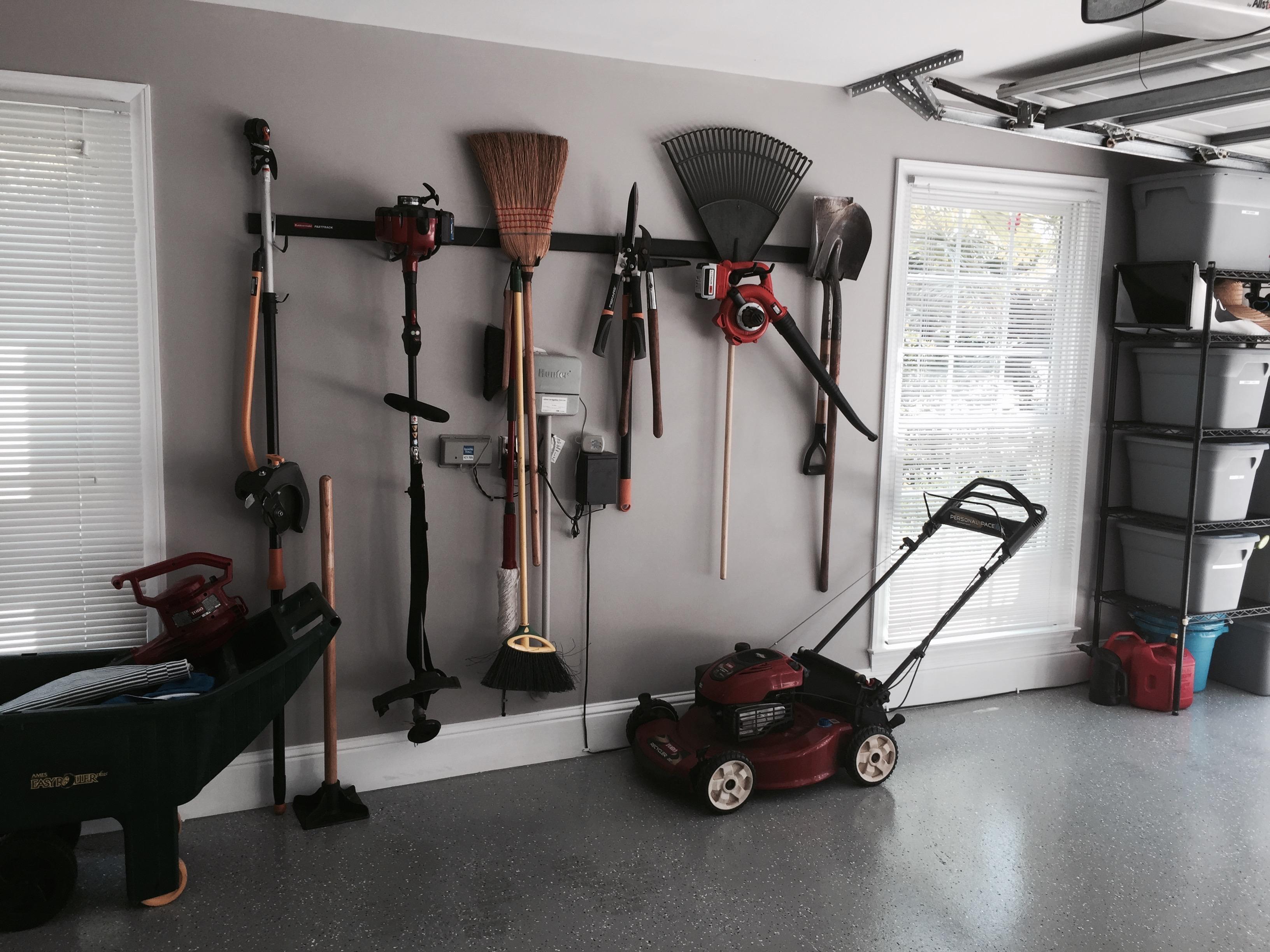 Landings Garage Makeover - 8