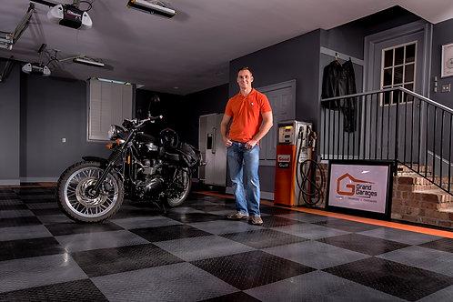 Custom Garage Design Services