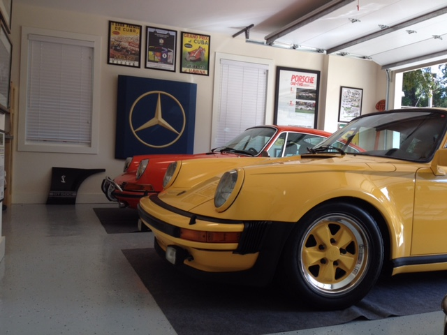Ultimate car guy garage