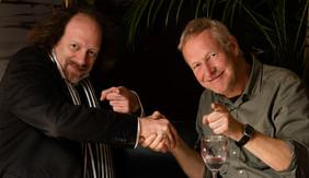 Pritt&Simon en el Café Central