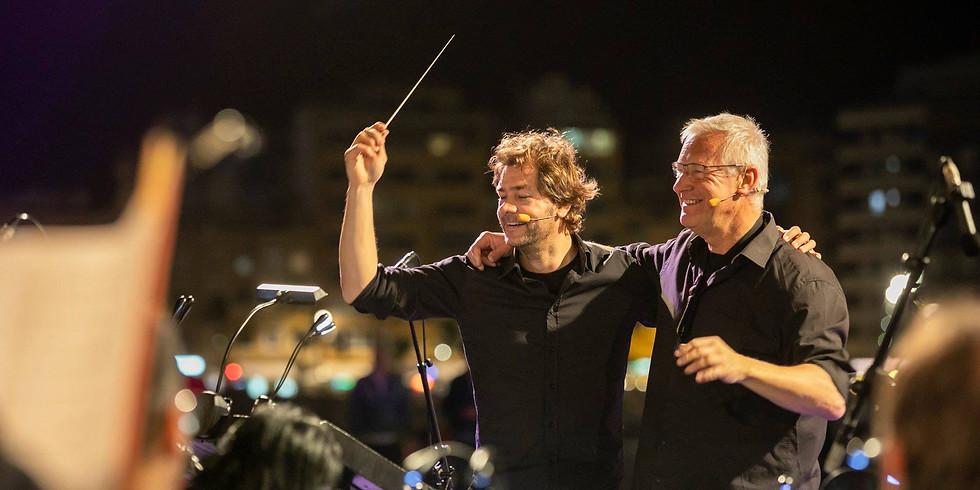 Antonio Serrano/Andreas Prittwitz en Las Palmas G.C.