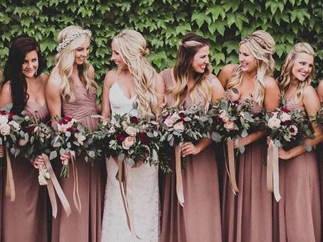 Penteados para madrinhas de casamento - Dicas e inspirações