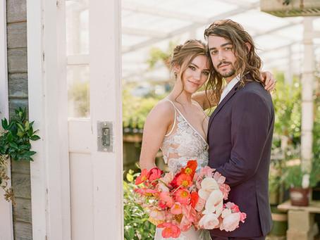 Saiba como usar a Living Coral no casamento - A Cor do ano em 2019