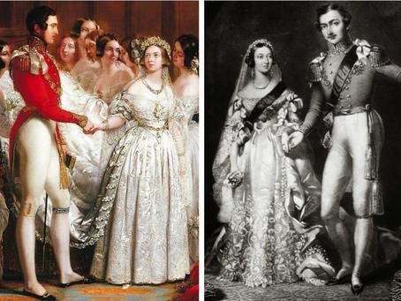 Como surgiu a tradição do vestido de noiva branco?