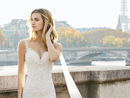 Principais tendências para Vestidos de Noiva 2019