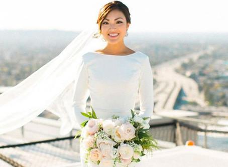 Vestido de noiva simples e minimalista: 20 modelos para você se inspirar