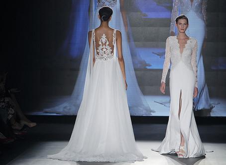 Vestido de noiva 2019 - 5 top tendências!