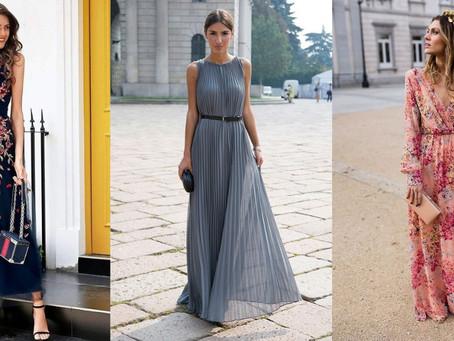 Vestidos para casamento de dia: Dicas para escolher o seu!