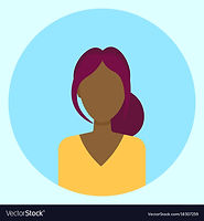 female-avatar-profile-icon-round-african