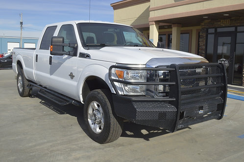 2012 Ford F-350 Super Duty XLT 4x4