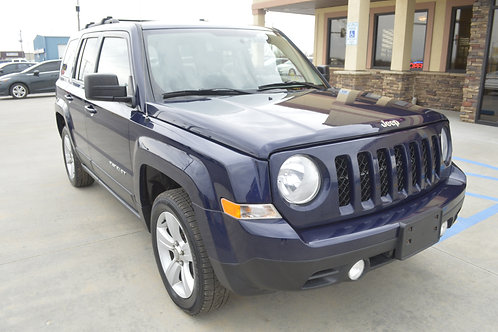 2014 Jeep Patriot Latitude 4x4
