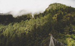 Monjo to Namche - Himalayas