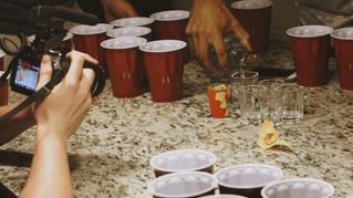 RAUNCHY RENO - College Drinking