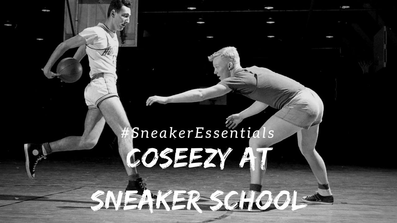 COSeezy at Sneaker School