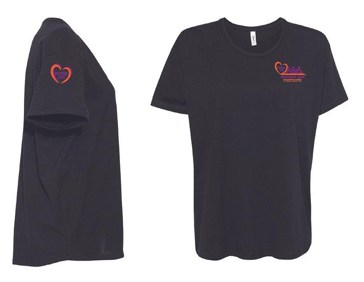 Next Level Ideal Flow T-Shirt - Black