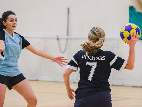 Netball to Korfball - how to incorporate your netball skills (and when not to).