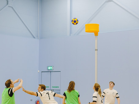 Ten reasons to try korfball this summer!