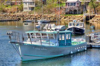 Boating & Charter Trips in York Maine