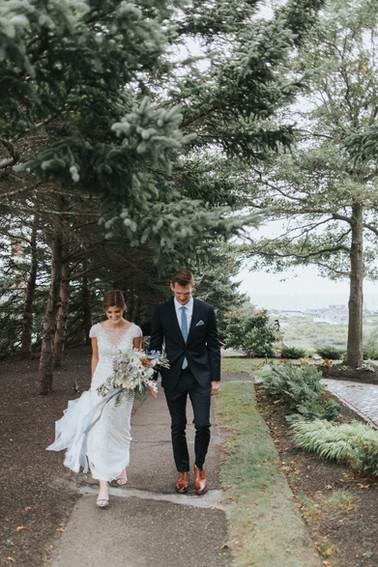 Seacoast Wedding in New England
