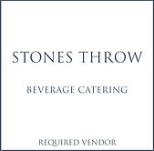 Stones Throw Beverage Catering