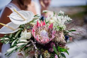 Skillins Greenhouse   Outdoor Maine Wedding Venue, Unique Wedding Floral Arrangement