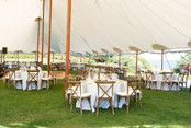 Sperry Tents Seacoast at The ViewPoint Hotel- York, Maine. Tented wedding venues in New England